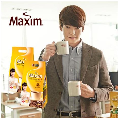 韓國Maxim 麥心摩卡/原味 三合一咖啡 [KO37019476] 千御國際