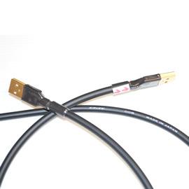 志達電子 CAB033 (Canare 24AWG) USB A公-A公 Canare USB DAC 專用傳輸線 傳導線 適用谷津 U1 U2
