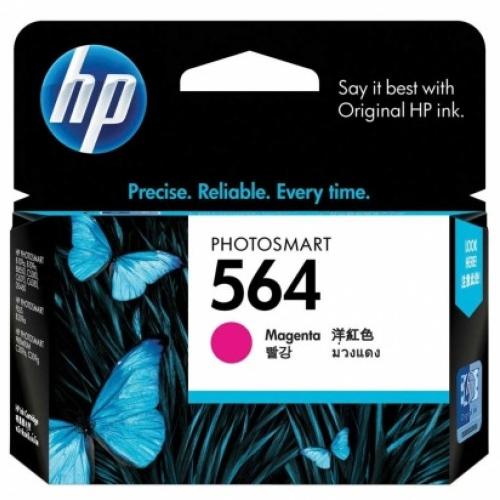 【HP 墨水匣】HP CB319WA NO.564 紅色原廠墨水匣