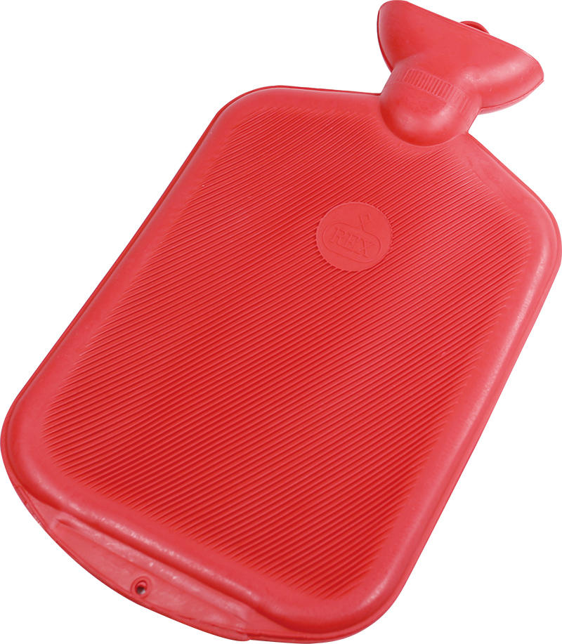 【醫康生活家】REX 熱水袋(紅水龜熱水袋) (2.5公升)