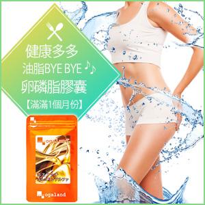 卵磷脂 (大豆)  膠囊 代謝系 【約1個月份】日本進口保健食品