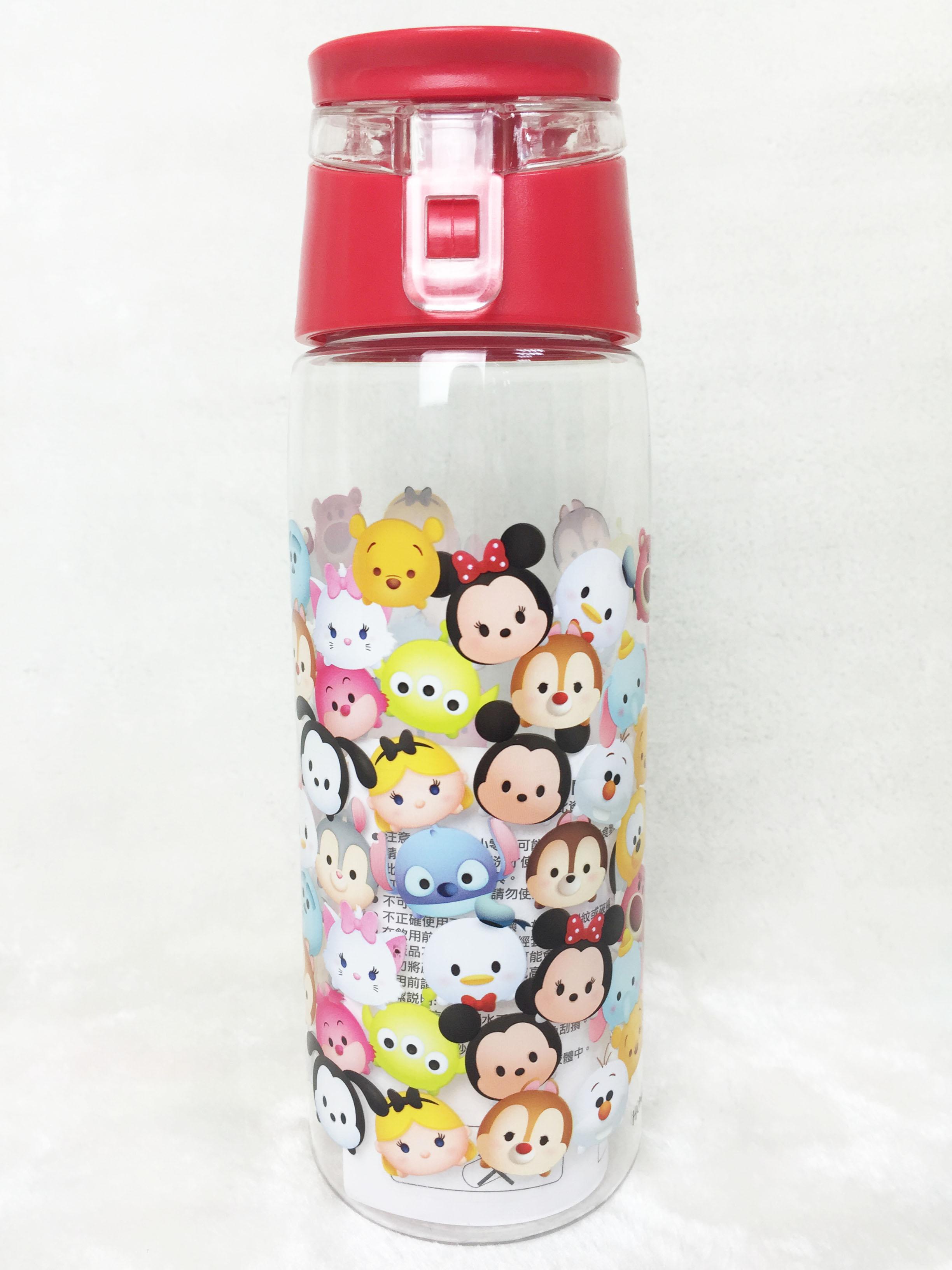 香港Disneyland Tsum Tsum 隨身水壺 740ml