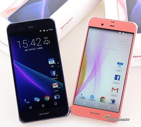 Sharp AQUOS P1 OIS 光學防手震旗艦機 4G 智慧型手機