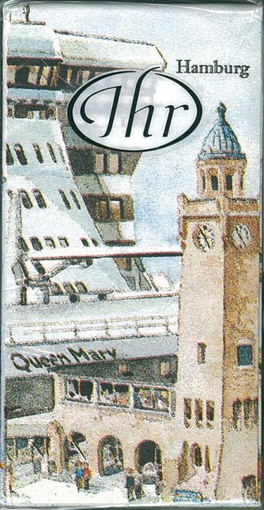 漢堡-德國 IHR 紙手帕
