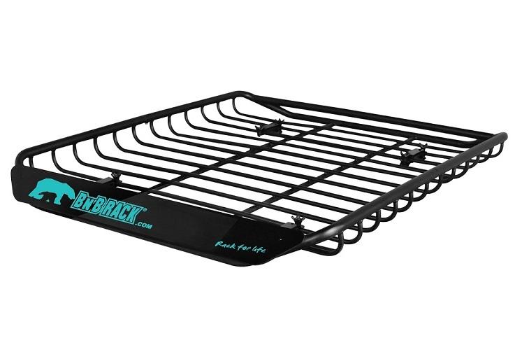 【露營趣】安坑特價 BNB RACK 熊牌 RR-1512 多功能車頂置物盤 行李盤 置物籃 附擾流板