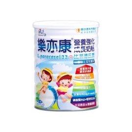 『121婦嬰用品館』樂亦康營養強化成長奶粉900克 3罐組