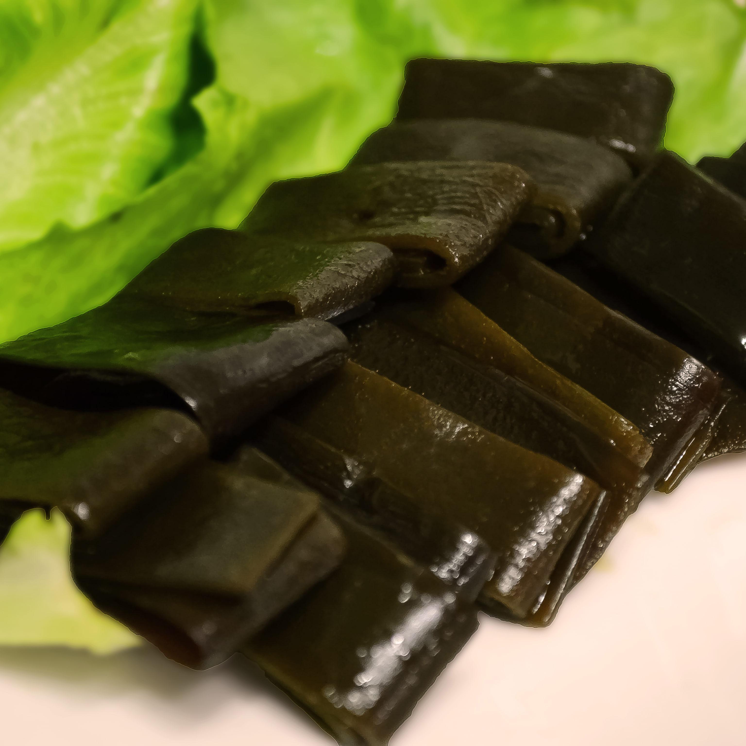 珍廚坊 醬滷海帶條|北海道極鮮海帶120g入|料理級滷味/新鮮現滷|北海道昆布|團購美食|真空包裝退冰即食/和風輕食開胃小品
