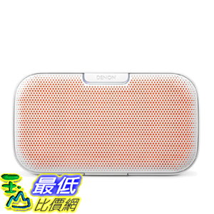 [美國代購] Denon Envaya DSB200 白色 可攜式喇叭 Music System, White