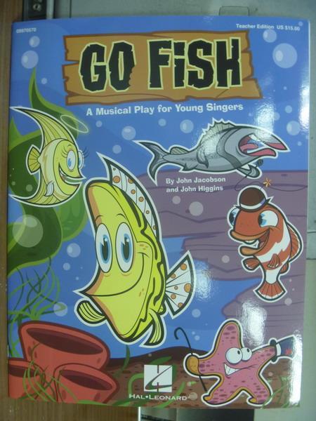【書寶二手書T1/語言學習_QLR】GO FISH