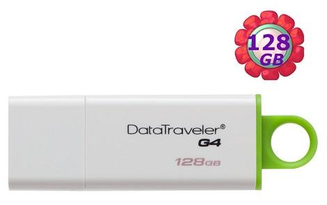 Kingston 128GB 128G 金士頓【DTIG4】Data Traveler DTIG4/128GB USB 3.0 原廠保固 隨身碟