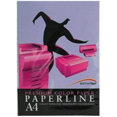 【影印紙】185 / 80P / A4 淺紫 進口影印紙 (500張/包)