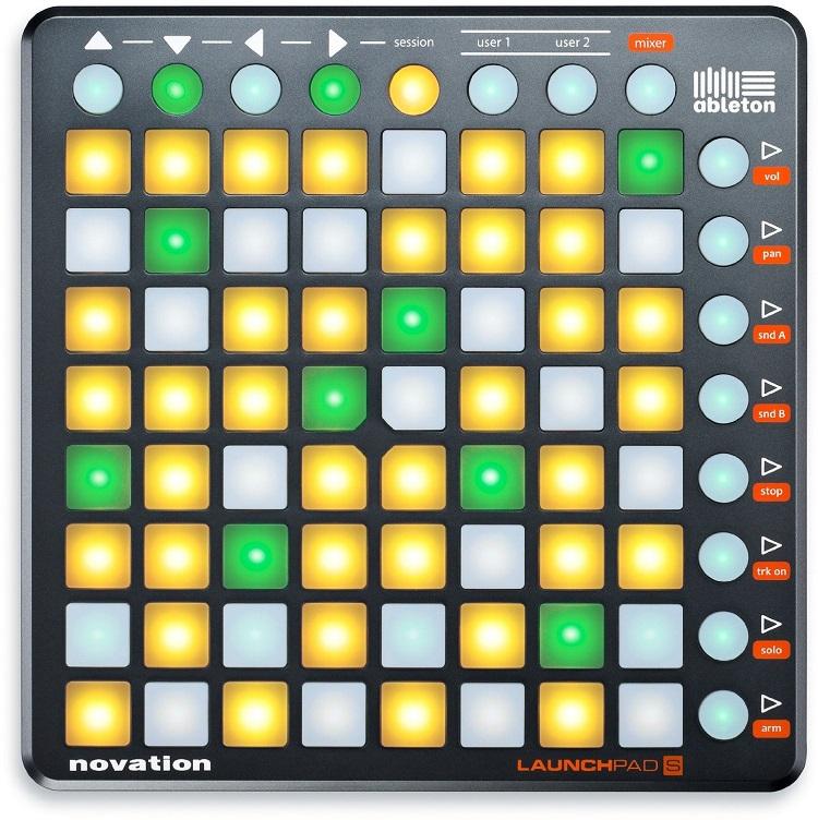 ::bonJOIE:: 美國進口 Novation Launchpad S 數位控制器 (全新盒裝) 64-Button Ableton Controller MIDI USB 控制器 Ableton.FL Studio