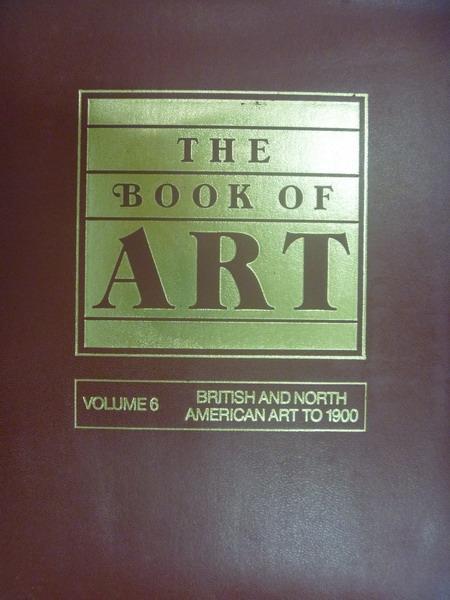 【書寶二手書T8/藝術_XBL】The book of Art_Vol.6_British and North…