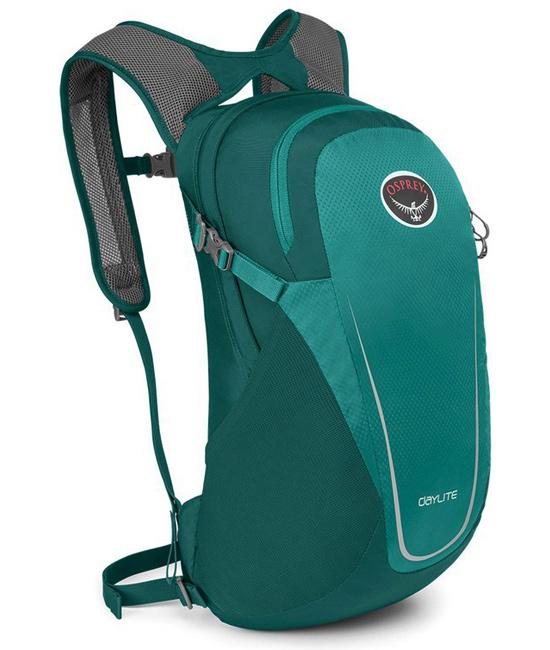 【鄉野情戶外用品店】 Osprey |美國|  DAYLITE 13 輕便背包/健行背包 旅行背包 水袋背包 攻頂包-翡翠綠/Daylite13 【容量13L】