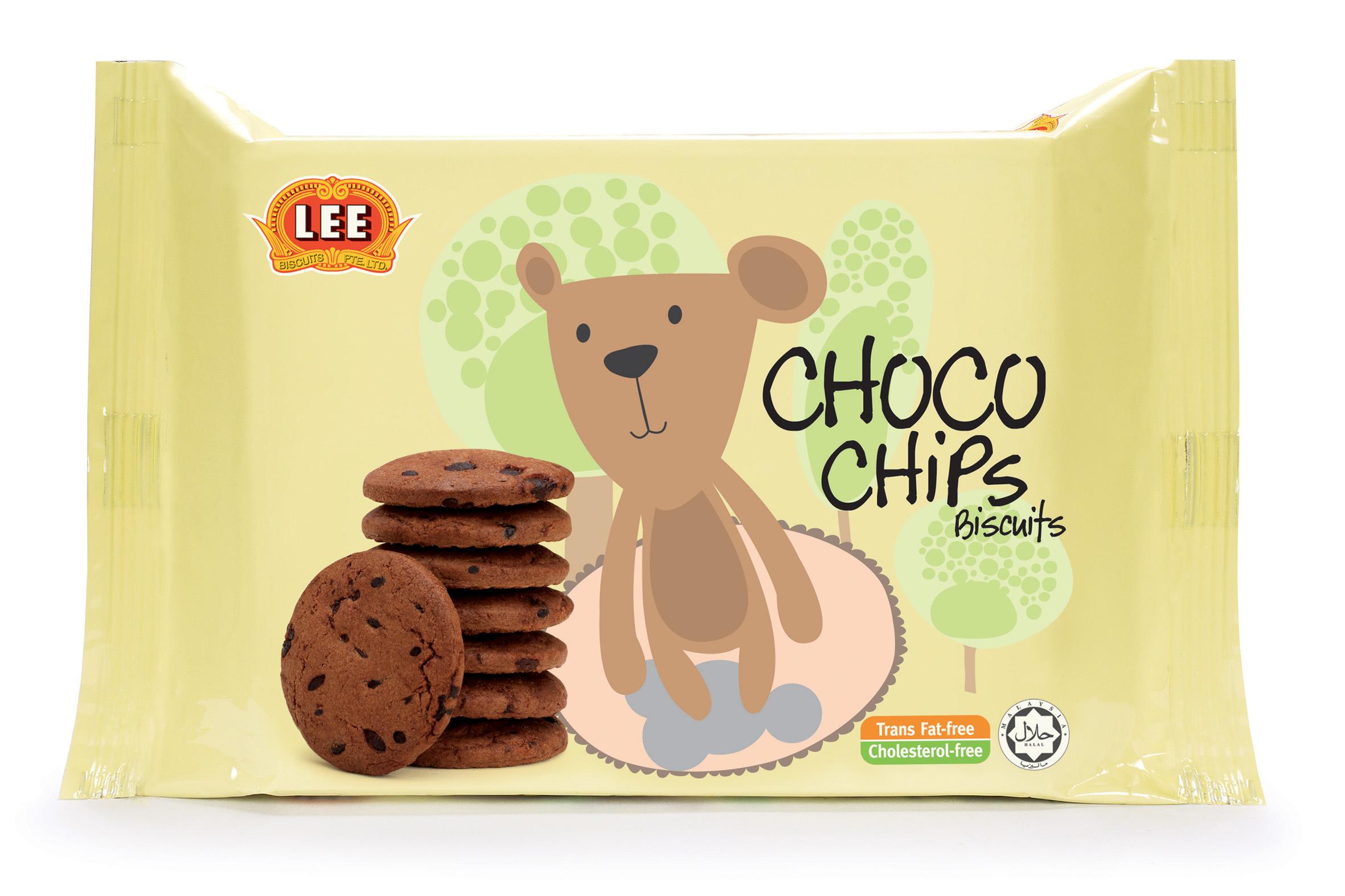 ★特惠7折★  Lee小熊餅乾 -巧克力口味 ➤ 馬來西亞原裝進口
