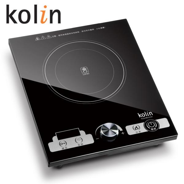 歌林kolin 不挑鍋觸控式黑晶電陶爐 KCS-MN1210T **免運費**