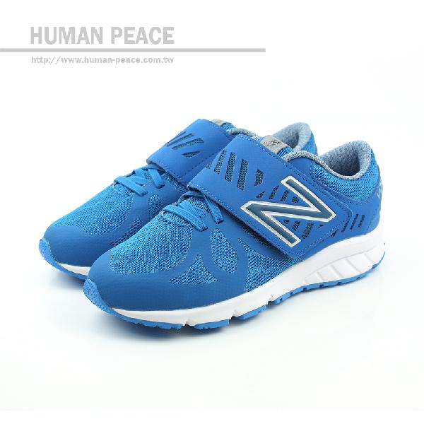 New Balance NZEE系列 運動鞋 藍 中童 no786