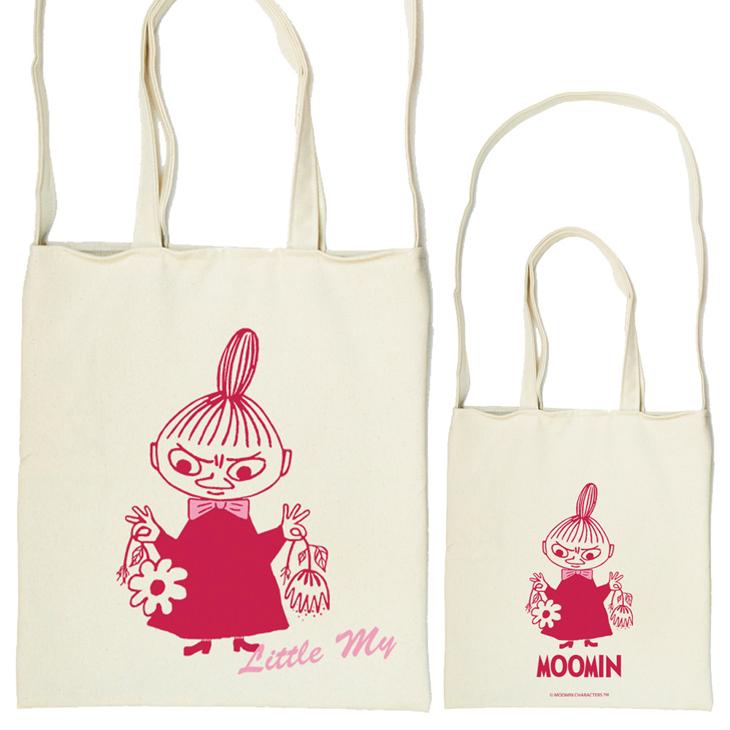 Moomin嚕嚕米授權 - 斜背包:【 Little My 】