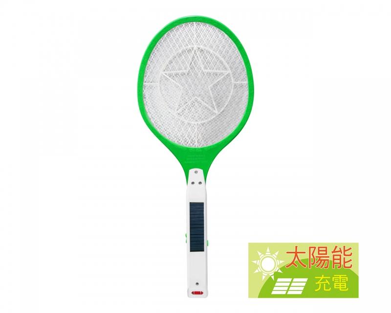 KINYO 太陽能充電式電蚊拍(CM-2226)
