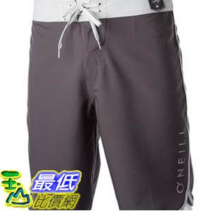 [COSCO代購 如果沒搶到鄭重道歉] ONEILL Santa Cruz 系列男款衝浪褲 灰色 _W1029234-GRY