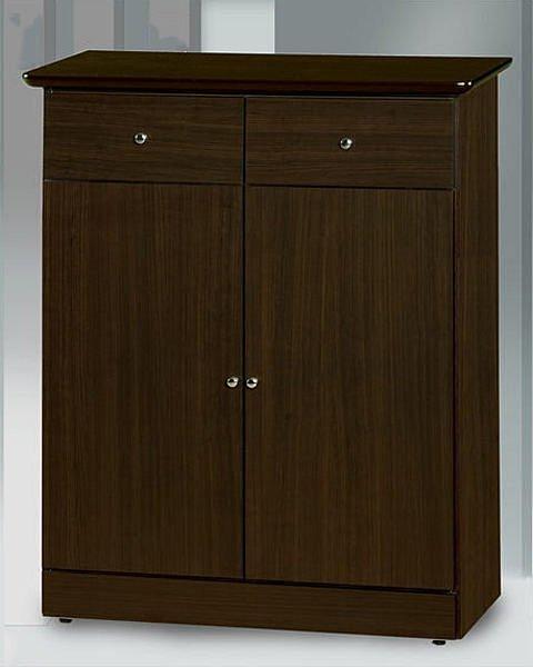 【尚品家具】房仲投資最愛超便宜 628-10 胡桃2.6尺鞋櫃~另有柚木、白橡、山毛色