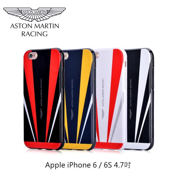 【愛瘋潮】英國原廠授權 Aston Martin Racing iPhone 6 / 6S 手機殼 -  騎士系列