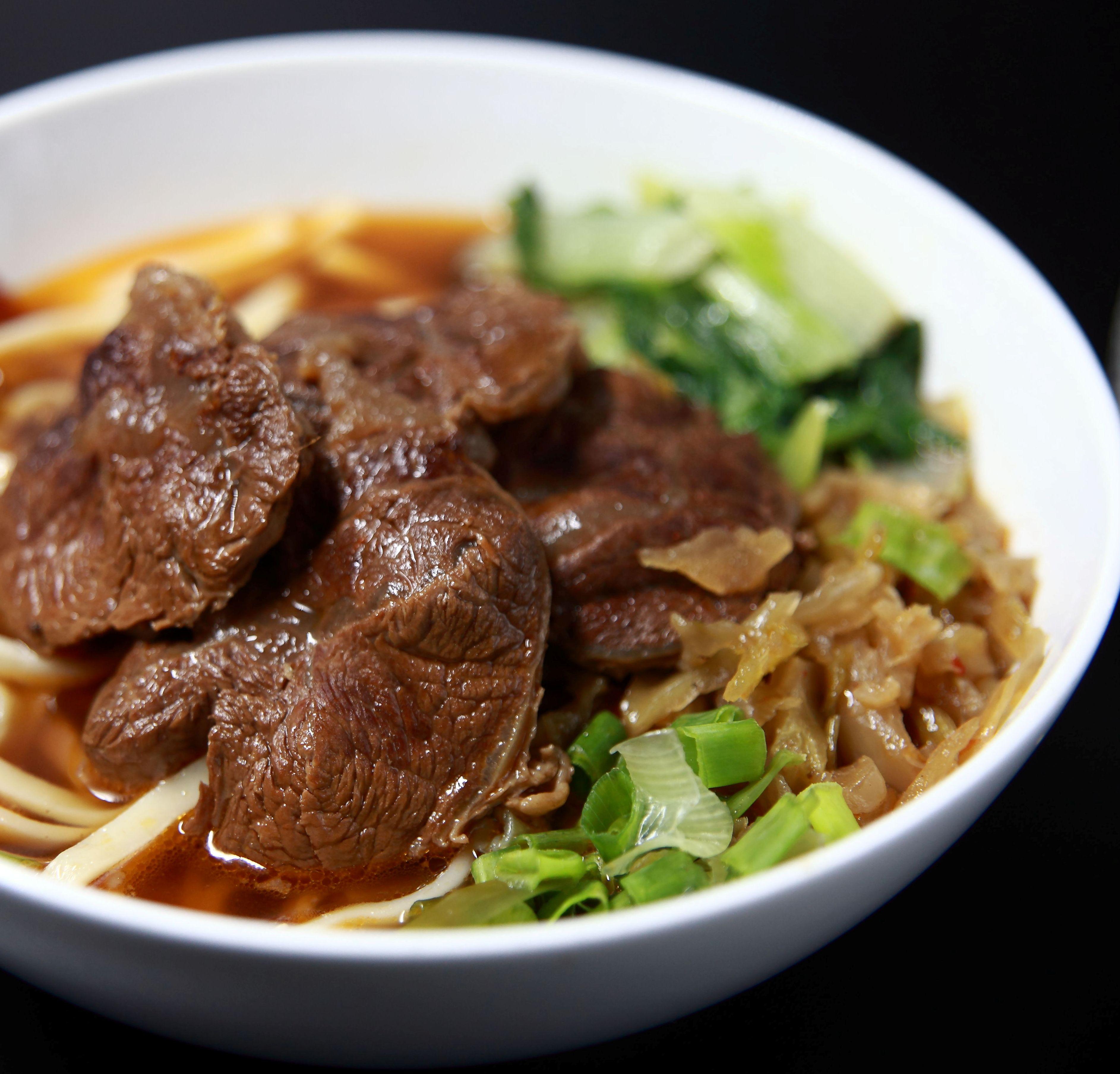 傳統香辣牛肉湯 600g 【龍岡圓環】香辣帶勁又夠味,牛肉軟嫩富膠質