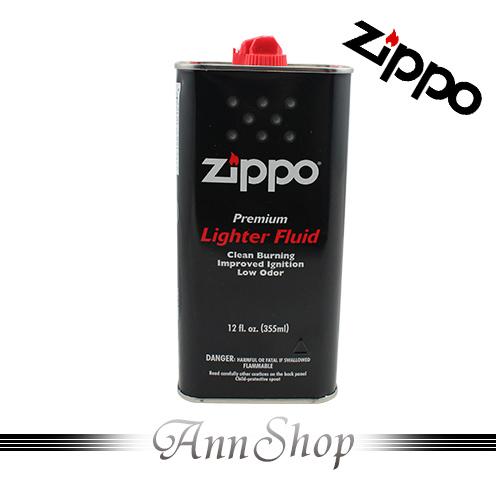 AnnShop【ZIPPO.補充煤油-大355ml】小安的店原廠打火機懷爐補充油料銀飾精品3165