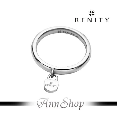 AnnShop【貝那堤BENITY•呢喃戒指】品牌鋼飾EGR0389