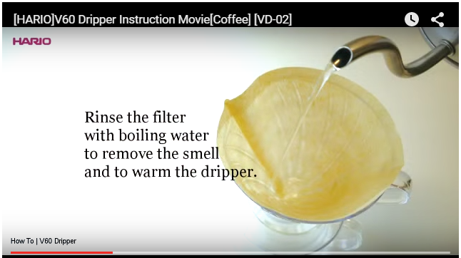 如何手沖咖啡