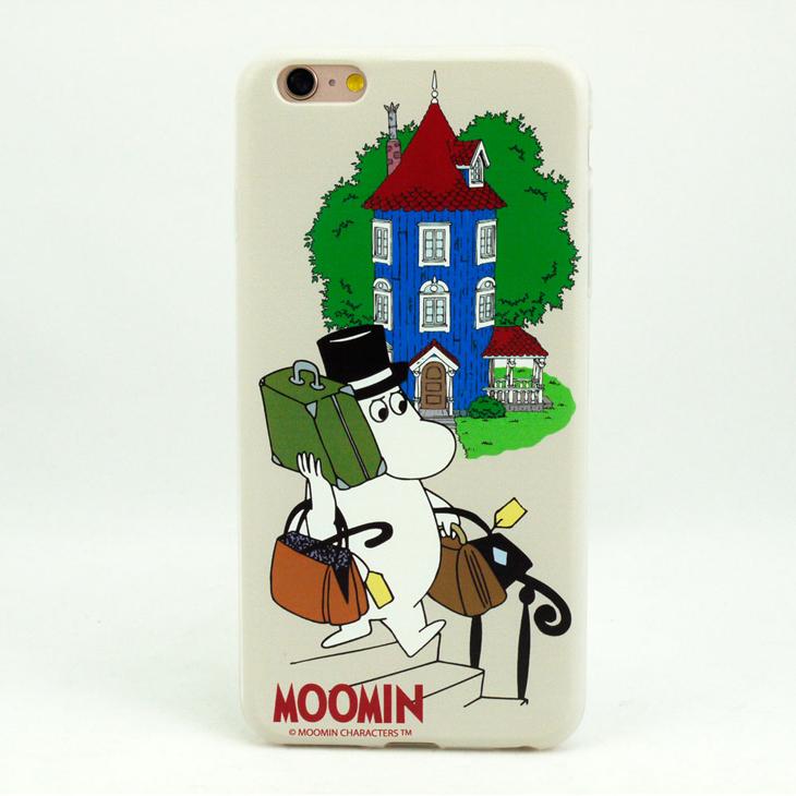 Moomin嚕嚕米正版授權 - TPU手機保護殼:【 出發 】《  iPhone/Samsung/HTC/Sony/小米/OPPO 》