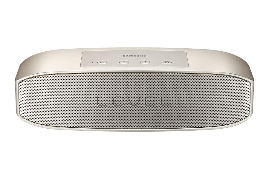 《育誠科技》『Samsung Level Box Pro 金色』藍芽音響揚聲器/藍牙喇叭/4個喇叭+2個被動低音喇叭/藍牙4.1/另售JBL charge 2