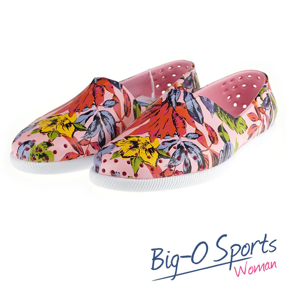 NATIVE Verona Print  懶人晴雨水手鞋  輕便鞋   女 018018092 Big-O Sports