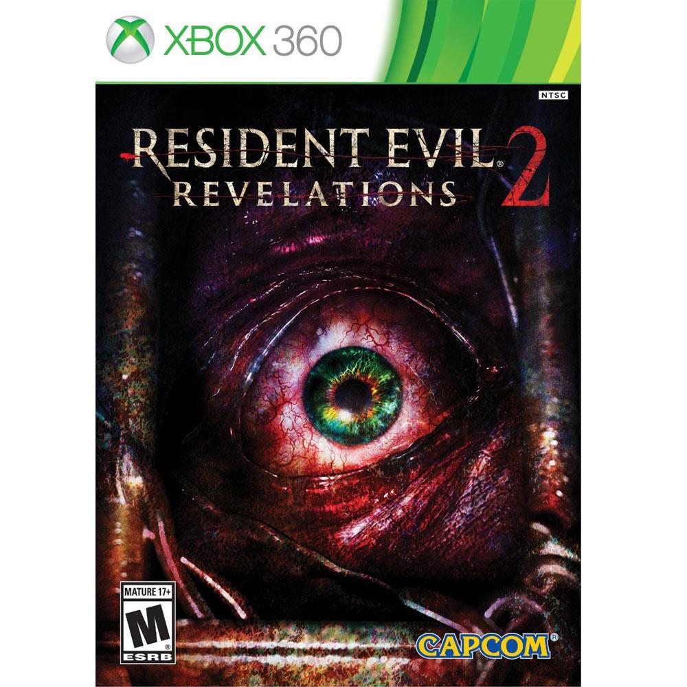 XBOX360 惡靈古堡:啟示 2 中英日文美版 Residet Evil Revelations 2