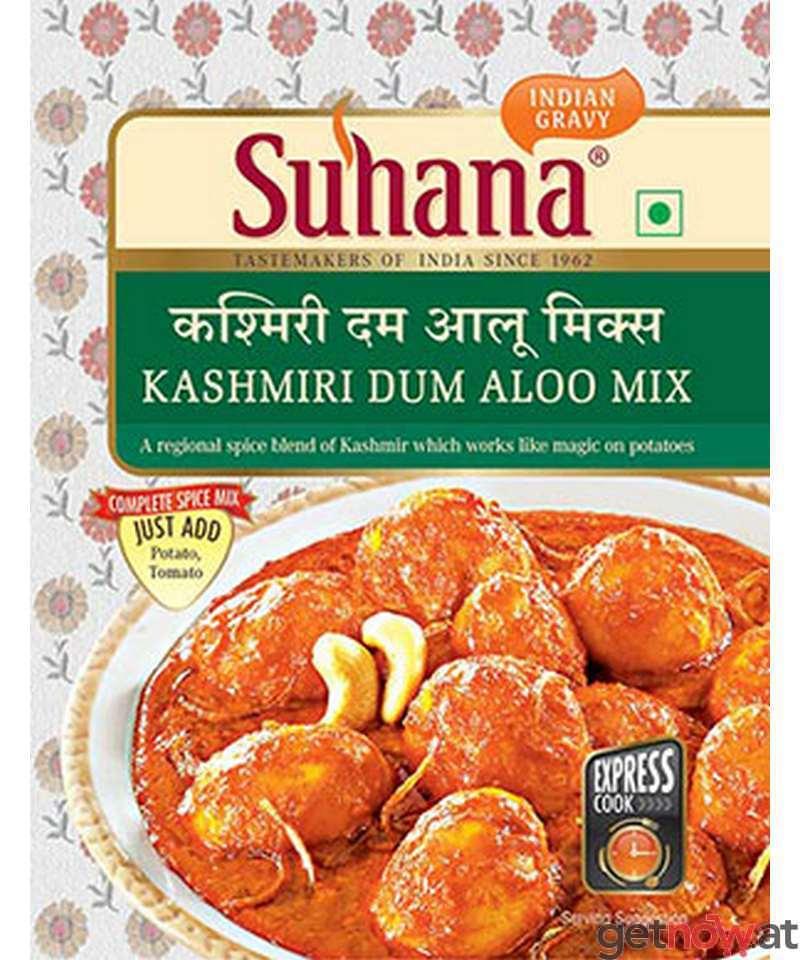 Suhana Kashmiri Dum Aloo Mix 印度克什米爾混合即食香料醬(煮馬鈴薯用)