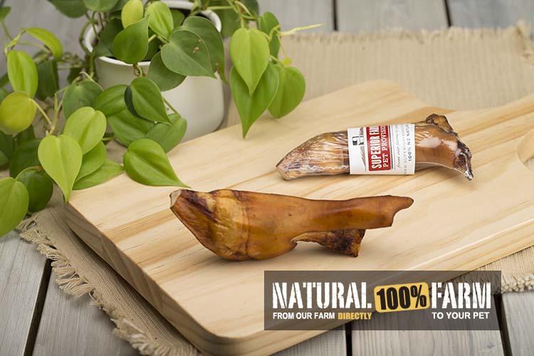 Natural Farm 自然牧場 天然鹿蹄筋 約12cm