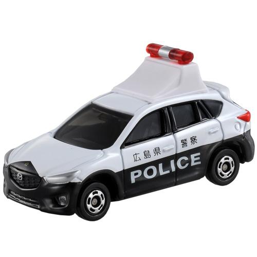 【奇買親子購物網】(082)【TOMICA多美小汽車】馬自達CX-5警車