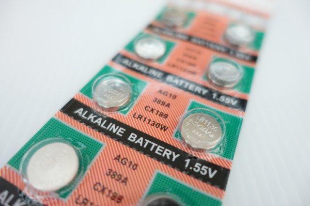 【意生】鈕扣電池AG10 389A水銀電池 CX189電池 LR1130W鈕扣水銀電池 青蛙燈氣嘴燈把塞燈小鈕扣