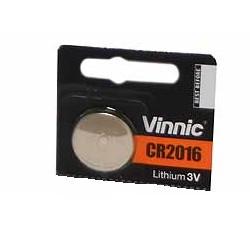 [漫朵拉情趣用品]【Vinnic】鋰錳電池3V(1入)卡裝 DM-63