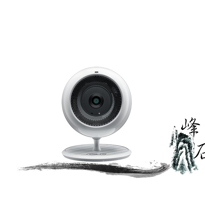 樂天限時優惠!ASUS AiCam Wi-Fi HD 高畫質雲端無線網路攝影機 IPCAM 智慧型手機遠端監看