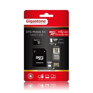 Gigastone SDHC C10 記憶卡 8G/16G/32G/64G 四款  OTG SD  附轉卡 手機/相機/MP3/行車紀錄器/GPS可用