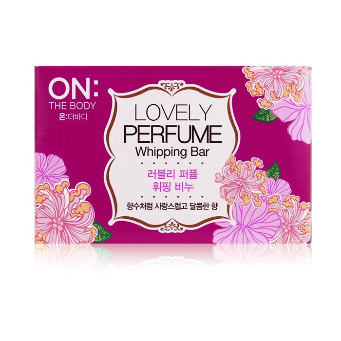 素晴館 韓國On The Body 香水有機滋養皂兩款 愛戀香氛(90g)另有秘密香氛