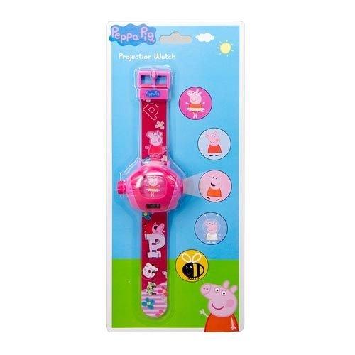 *babygo*Peppa Pig-神奇投影手錶電子錶(珮珮豬)37053