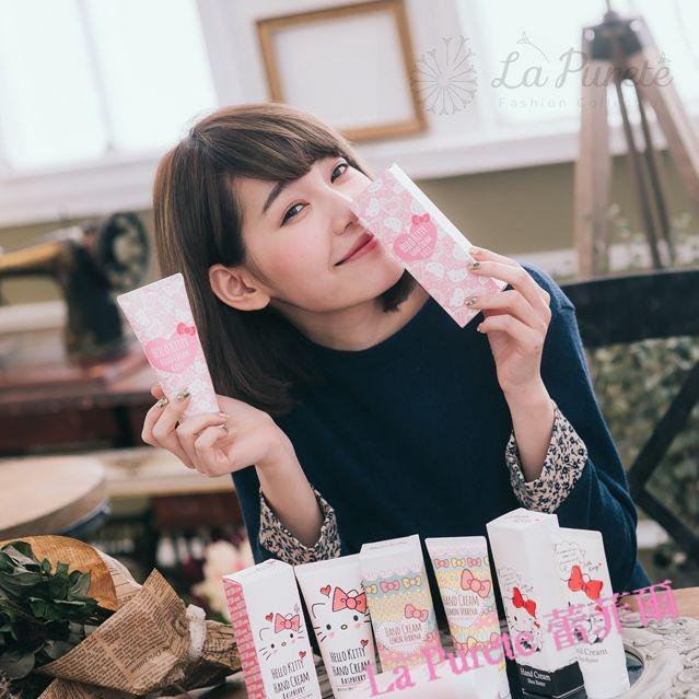 韓國限定版三麗鷗Hollo kitty護手霜