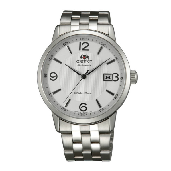 Orient 東方錶(FER2700CW)經典簡約機械腕錶/白面41mm