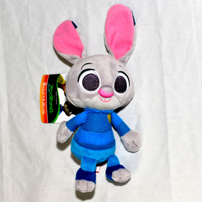 動物方程式 兔子茱蒂警官 廸士尼 日本正版商品 zootopia