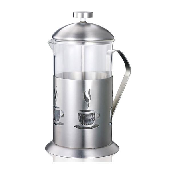妙管家 特級不鏽鋼沖茶器/泡茶器1.1L HKP-1100