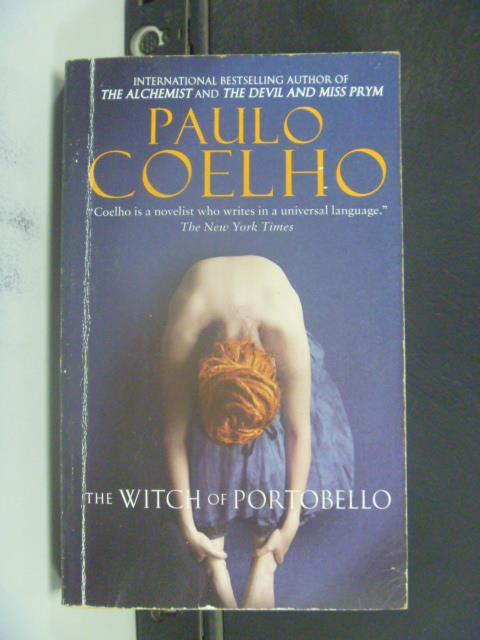 【書寶二手書T1/原文小說_KJV】The Witch of Portobello_Coelho, Paulo