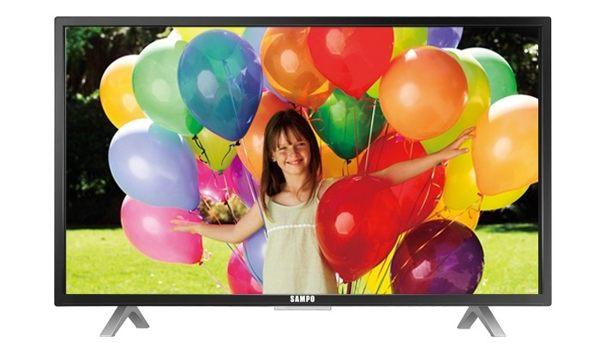 SAMPO 聲寶 EM-32CT16D 32型低藍光LED液晶顯示器+視訊盒★指定區域配送安裝★