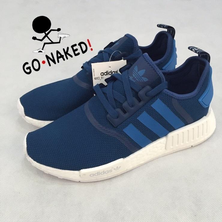 Adidas NMD R1 藍